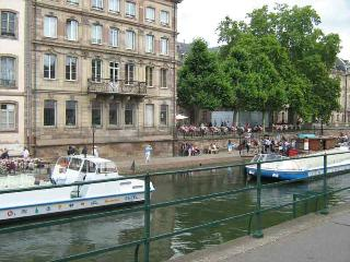 Center of Strasbourg,apartment for 1-5 persons in ground floor - Mutzig vacation rentals