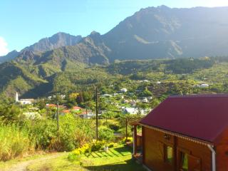 The Ultimate location in Reunion Island UNESCO World Heritage area - Cilaos vacation rentals