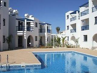 our aprtment on the left, close to the pool and on site shop - Diana 52 ground floor apartment next to the pool. - Paphos - rentals