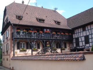 Gite Feurer en Alsace - Oberbronn vacation rentals