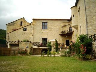 B&B in Chateau south of France - Saint-Chamarand vacation rentals