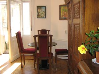 Romantic Central Budapest Apartment with Balcony - Budapest vacation rentals