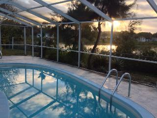 Yes, enjoy your own island. - New Port Richey vacation rentals