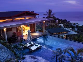 Exciting 1 Bedroom New Panoramic Ocean View Villa - Koh Samui vacation rentals