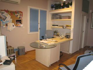 2 room office +wc with 1 bedroom , kitchen +bathr. - Athens vacation rentals