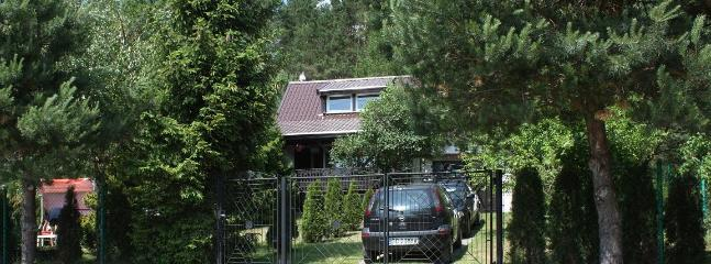 Summer house next to forest,close to lake - Image 1 - Central Poland - rentals