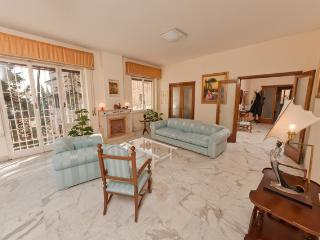 Trastevere-Luminous Apt.190m² WiFi/Balcony/Parking - Rome vacation rentals