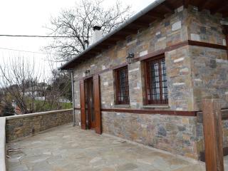 Stone House with a Fantastic View - Tsagarada vacation rentals