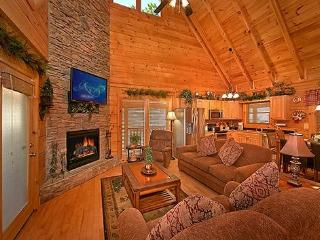 ENCHANTED FOREST-Luxuriously Decorated 2/2 Cabin - Pigeon Forge vacation rentals