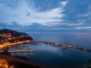 A really beautiful seaview from our apartment!!! - Agropoli vacation rentals