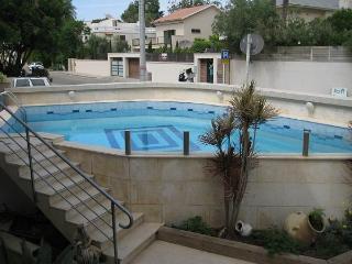 Herzliya beach house with swimming pool - Herzlia vacation rentals