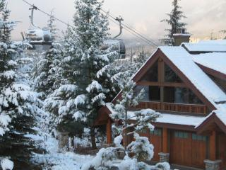True ski-in ski-out townhome with private hot tub - Whistler vacation rentals