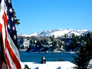 Spectacular Lake n Village View - Beach Pass -WiFi - Lake Arrowhead vacation rentals