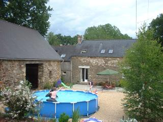 Comfortable family farmhouse Gite rental - Plessala vacation rentals