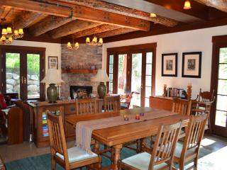 Aspens - Elegant log home ski from slopes - Brighton vacation rentals