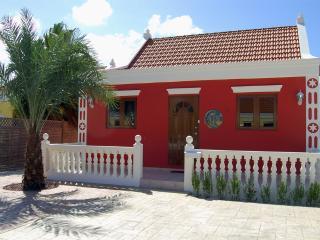 Aruba Cunucu house with pool 2 bed - 2 bath - Aruba vacation rentals