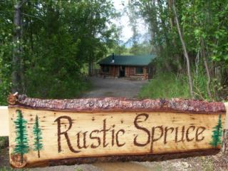 Alaska Rustic Spruce Cabin on 30 Mile Lake - Chickaloon vacation rentals