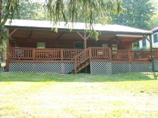 Updated Cottage, Huge Front Porch, Private Dock - Interlaken vacation rentals