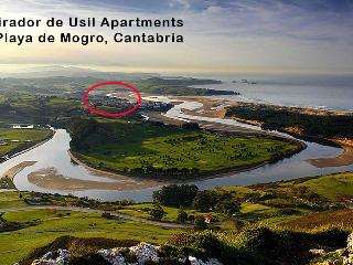 Liencres Beach Views Mogro Cantabria Apartment J2 - Mogro vacation rentals