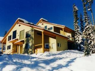 The Bellevarde Chalet Unit C at Big White Resort - Big White vacation rentals
