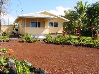 $73 a Night for a Week Stay-Kehena Beach Getaway-Ocean View Home - Puna District vacation rentals