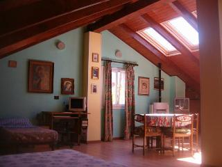 Bright Attic In A Single House - Turin vacation rentals