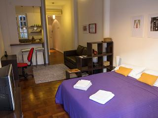 Nice renovated Studio with balcony in Recoleta - Buenos Aires vacation rentals