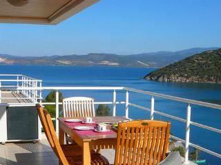 Private 3 bedroom villa with private pool and panoramic sea views - Mugla vacation rentals