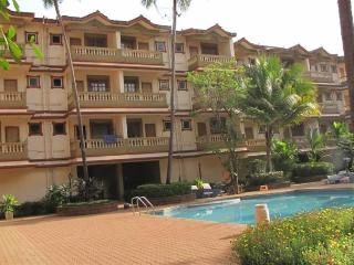 1 Bedroom  Furnished Apartment In Candolim,goa - Candolim vacation rentals