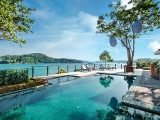 Unique Waterfront Villa ! - Chalong Bay vacation rentals