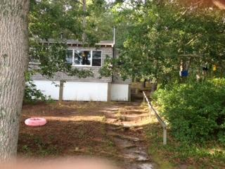 Front of Cottage, Pond Side - Serene Pond Setting - Truro - rentals