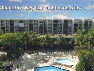 Waterfront Moon Bay Condo in Beautiful Key Largo - Key Largo vacation rentals