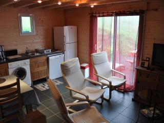 Rent of wooden holiday cottage(shelter) (Hautes-Pyrénées) - Hautes-Pyrenees vacation rentals