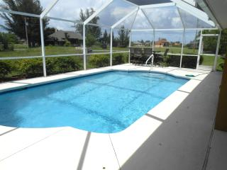 Cape Coral Tropical Pool Home - Cape Coral vacation rentals