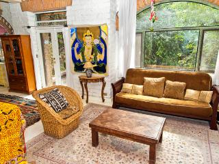 Casa Dharma Retreat in La Cañadita - Central Mexico and Gulf Coast vacation rentals