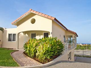 Luxury colorful caribbean townhouse. Royal Palm Resort. In upscale Piscadera Bay. - Willemstad vacation rentals