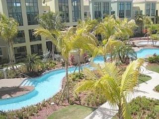 Lazy River Pool - Aquatika A water Park Resort - Garden Apartment - Loiza - rentals