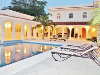 Casa Rosa - Entire City Block, Huge Pool, Absolutely Privacy&Security - Cozumel vacation rentals