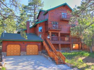 Temple Retreat- Across from Lake! Spa! Pool Table! - Big Bear Lake vacation rentals