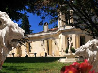 HOTEL in a Castle 13th century close to Bordeaux - Gironde vacation rentals