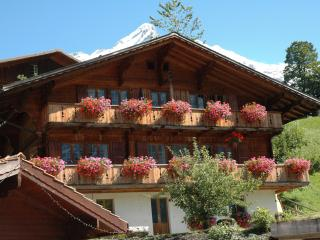 """Chalet """"Uf dr Liwwi"""" - Jungfrau Region vacation rentals"""