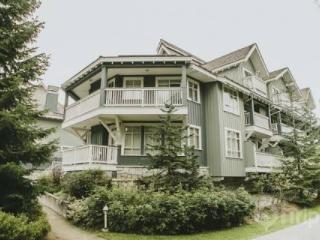 Lovely one Level 2 bed , 2 bath townhouse across from Village in Granite Court Unit 312 - British Columbia Mountains vacation rentals