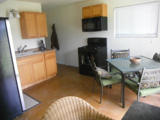 $56 a day for a week stay,  Garden View Studio,full Kitchen,Summer$$$$ (Kehena, Seaview, Pahoa, Big Island) - Pahoa vacation rentals