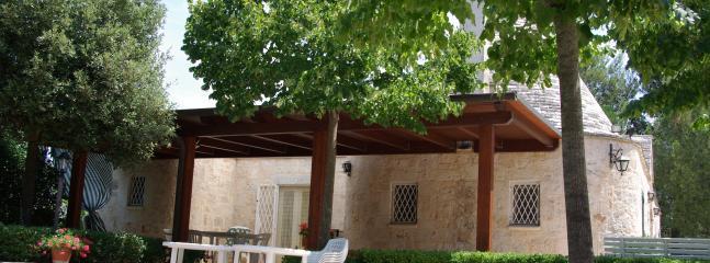 Beautiful complex of Trulli in Valle d'Itria - Image 1 - Martina Franca - rentals