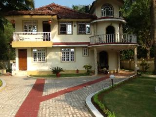 Casa de Jardin Great Rates for 2 people South Goa - Colva vacation rentals