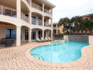 Over The Top - Unobstructed Gulf View/Private Pool - Destin vacation rentals