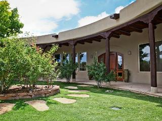 Luxurious home with amazing mountain views, hot tub, gardens, fireplaces, etc - Santa Fe vacation rentals