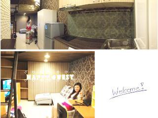 Cozy Loft 5 mins Xinyi MRT Yongchun Station - Taiwan vacation rentals