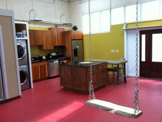 City Centre Loft with Indoor Swing - Candler vacation rentals