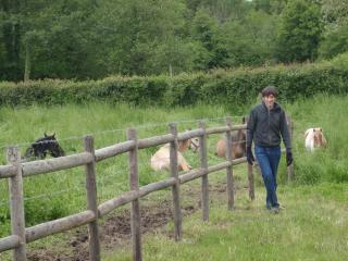 Farm along a Canal - Burgundy vacation rentals